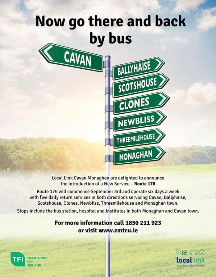 local link service cavan monaghan